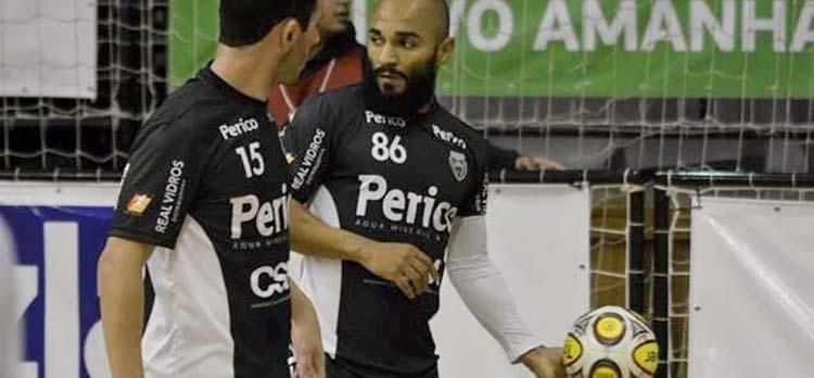 Jaraguá Futsal vai em busca da vitória contra Blumenau