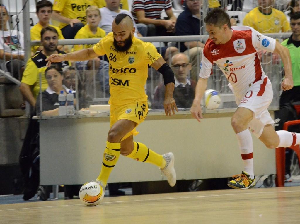 Jaraguá Futsal vence Joaçaba pela segunda rodada do Catarinense