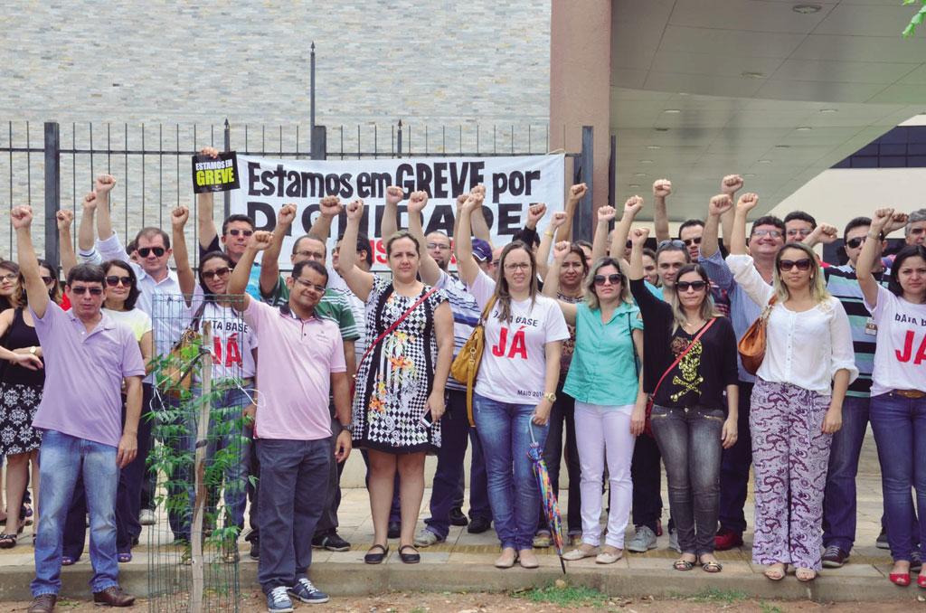 Servidores do judiciário decidem encerrar a greve em Santa Catarina