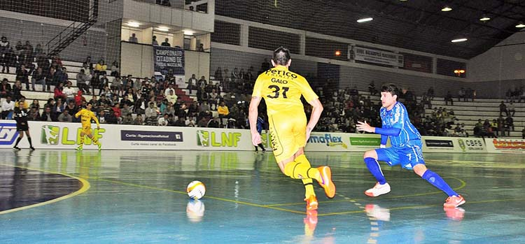 Após vencer Umuarama, Jaraguá Futsal enfrenta o Marechal Rondon