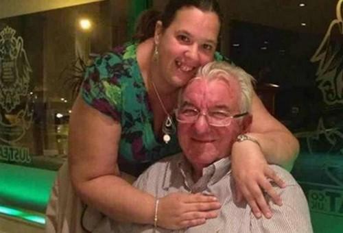 Homem de 74 anos vai se casar com ex-nora, de 36