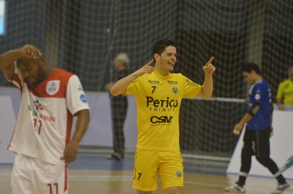 Confira os gols: Jaraguá Futsal x Sorocaba
