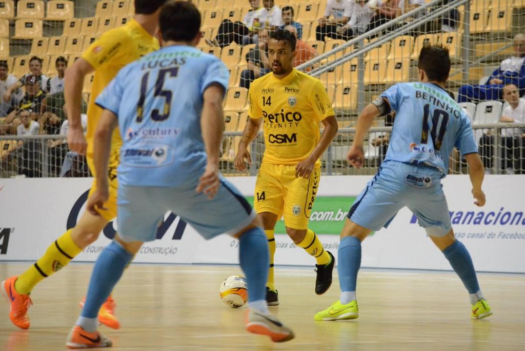 Jaraguá Futsal é superado pelo São José