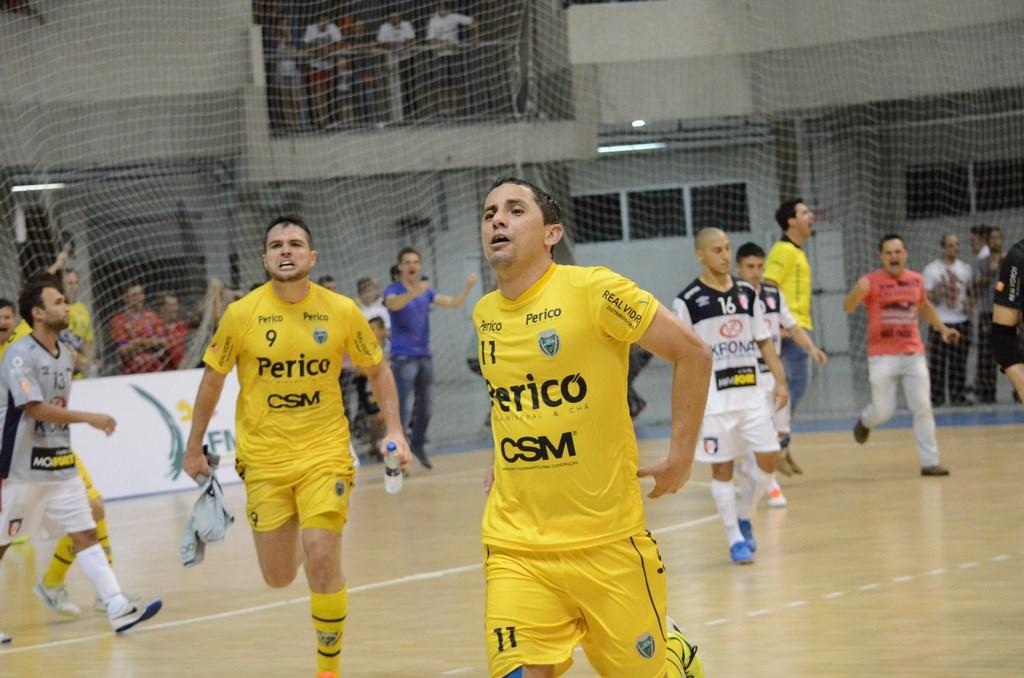 Jaraguá Futsal recebe Joinville em clássico pela LNF