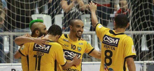 Jaraguá Futsal quer estar na Semifinal