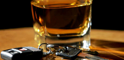 Embriaguez ao volante no centro de Jaraguá do Sul