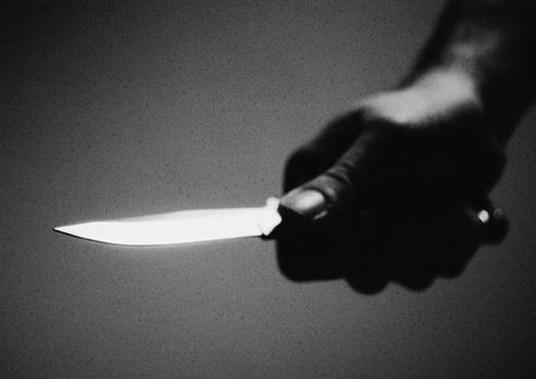 Mulher levou facada ao encontrar ladrão dentro de casa no bairro Ribeirão Cavalo