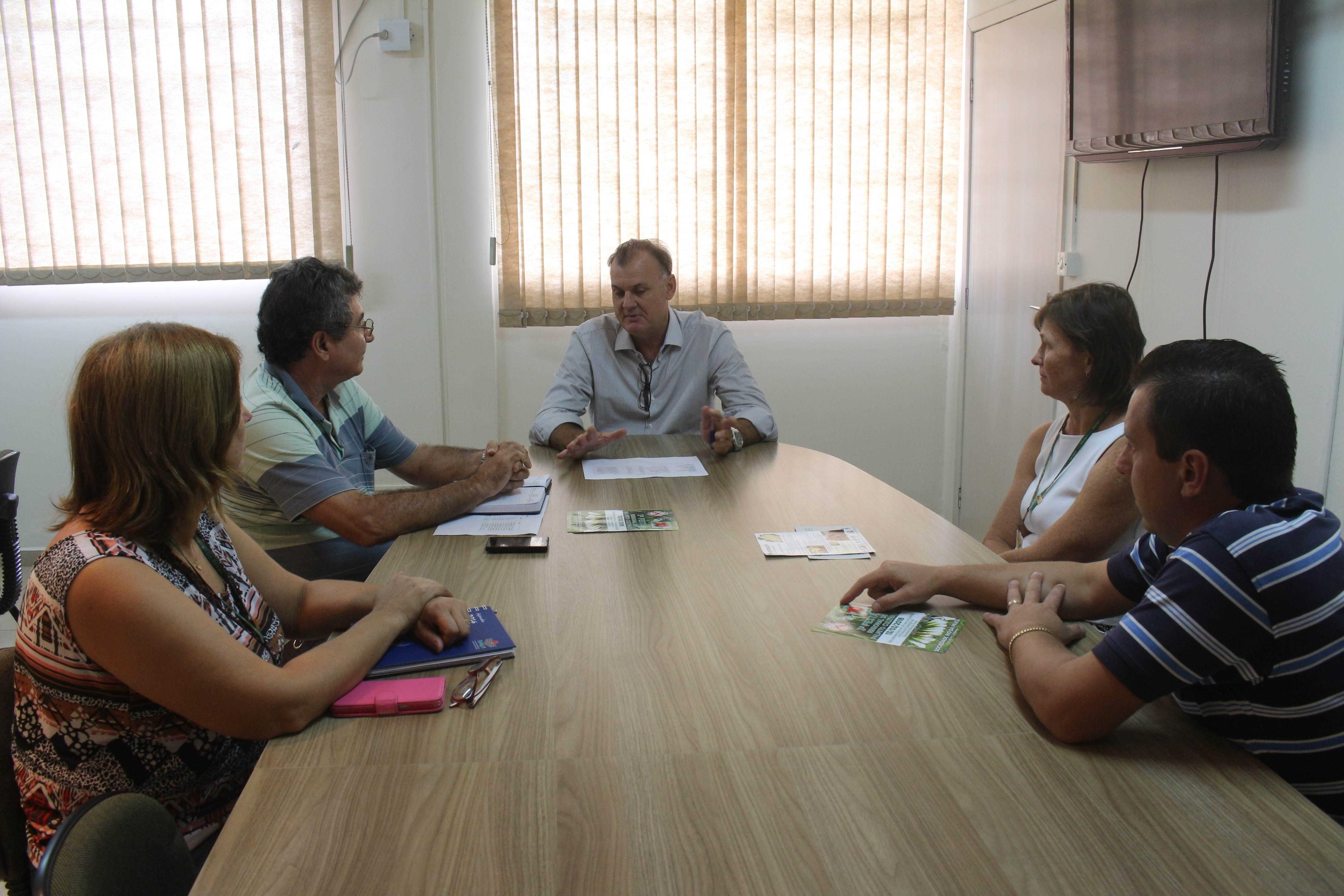 Maruim foi pauta de reunião entre Epagri e Regional de Jaraguá do Sul