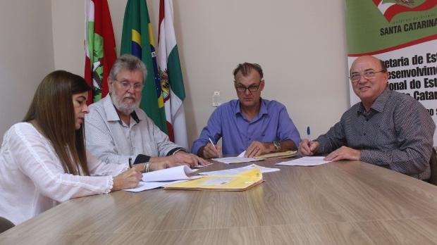 Governo do Estado libera R$ 140 mil para Guaramirim
