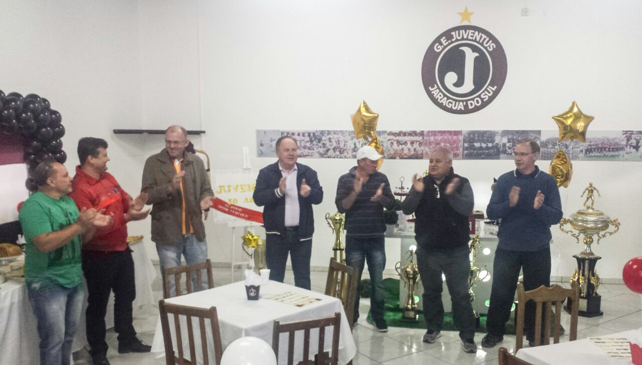 Juventus fez festa de 50 anos