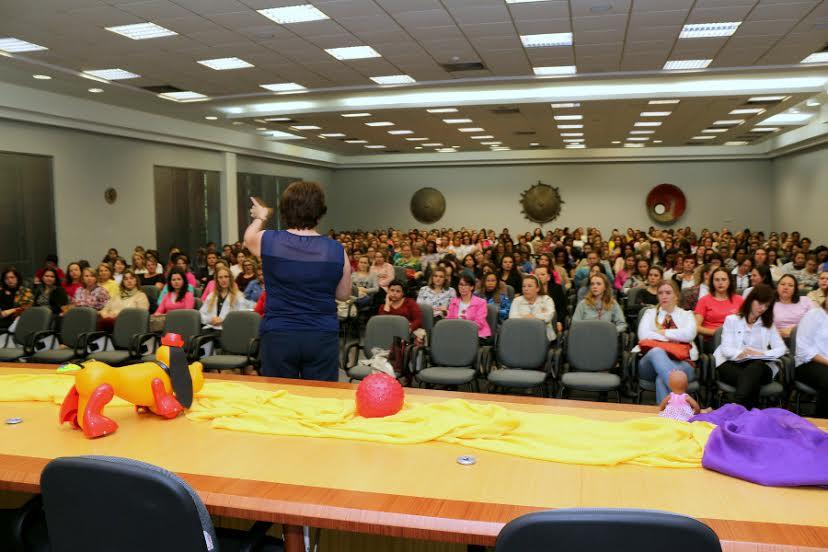 Educação Infantil promove parada pedagógica na segunda-feira