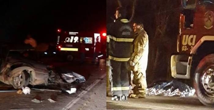 Homem morre em acidente na BR-280 no bairro Nereu Ramos