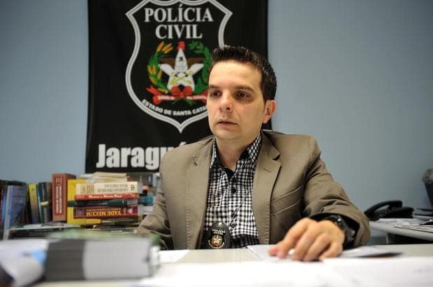 Delegado pensa em montar equipe só para investigar furtos e roubos na regional de Jaraguá do Sul