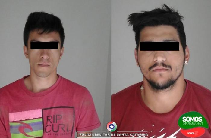 PM de folga prende ladrões e ajuda a recuperar carro furtado em Guaramirim