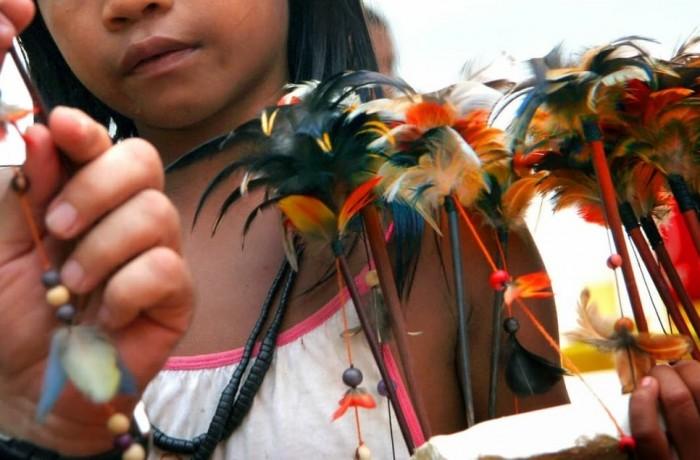 Índio de 12 anos é encontrado abandonado em Jaraguá do Sul
