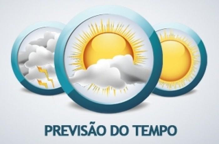 Previsão do tempo para terça-feira (17/03)