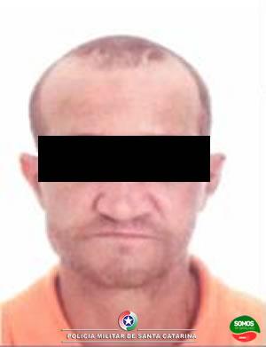 Acusado é preso em Corupá por tentativa de estupro