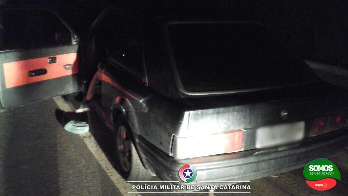Mulher é presa por embriaguez ao volante em Jaraguá do Sul