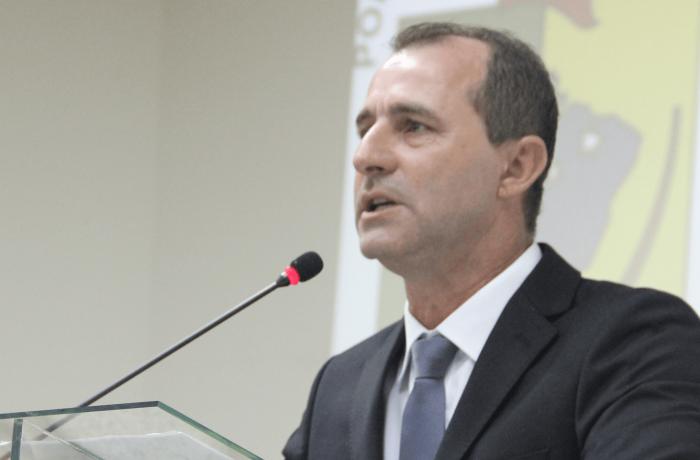 Prefeito Luís Antônio Chiodini(PP), fez a solicitação