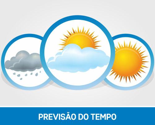Terça-feira de tempo encoberto, aberturas de sol e chuva passageira em Santa Catarina