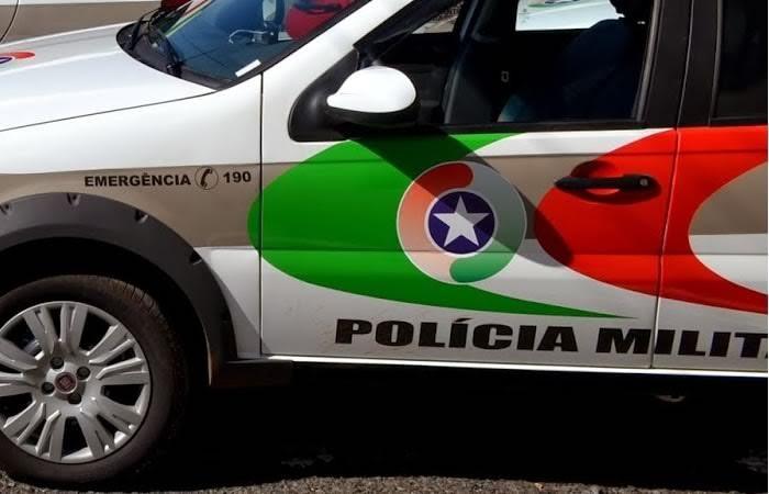 Polícia socorre mulher em trabalho de parto em Guaramirim