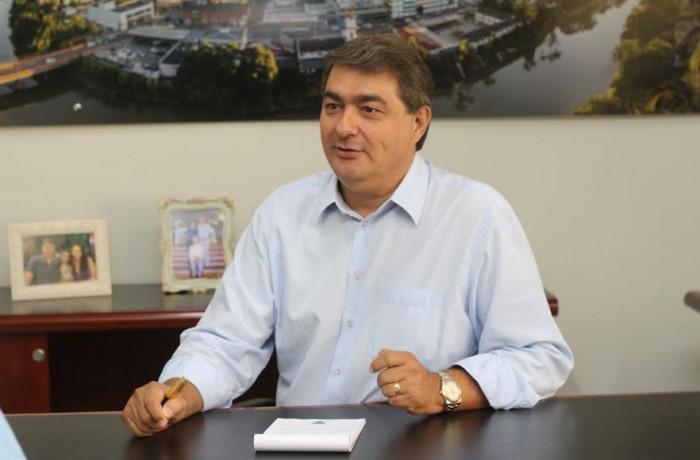 Prefeito Antídio Lunelli faz avaliação dos 100 dias de governo