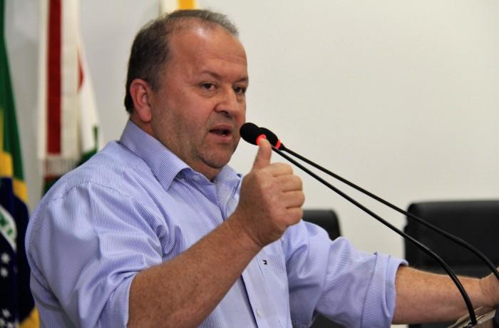 Vereador Marcelindo Carlos Gruner(PTB)