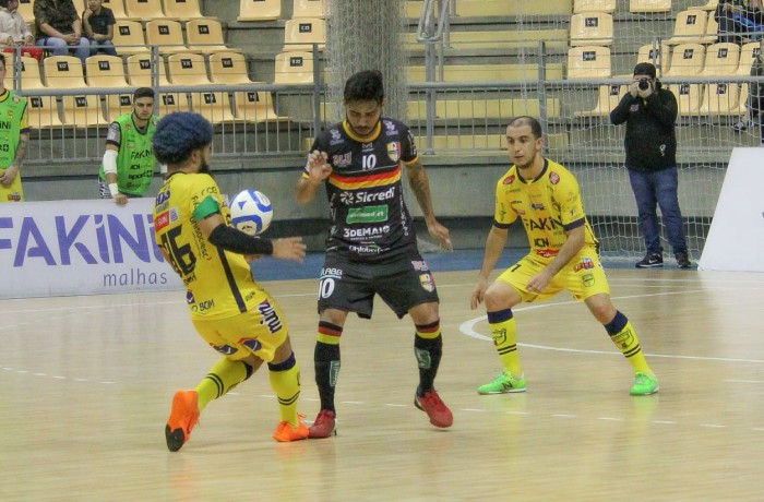Jaraguá Futsal ganhou