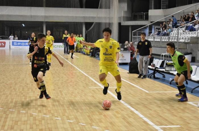 Colégio Evangélico Jaraguá joga hoje na Arena pelo Estadual sub-17 de Futsal masculino