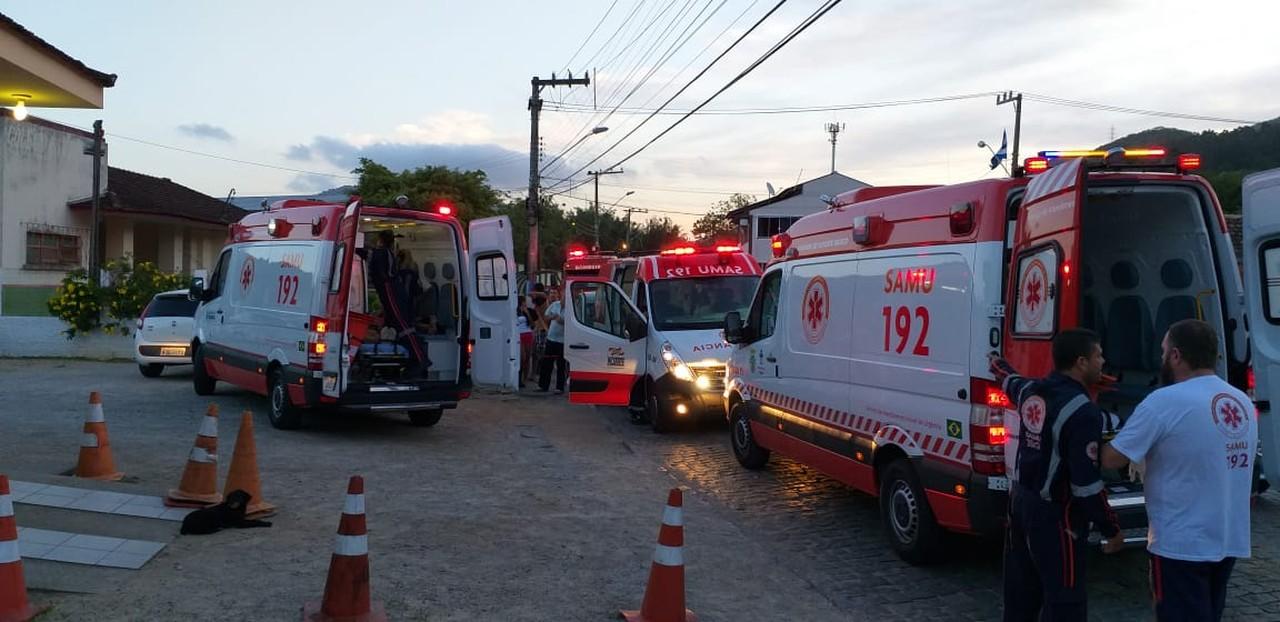 Foto: Divulgação/Samu