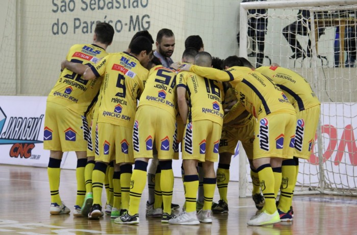 Jaraguá Futsal segue quitando dívidas