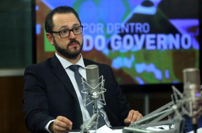 O delegado Elmer Vicenzi não é mais o presidente do Inep(Foto: José Cruz / Agência Brasil)