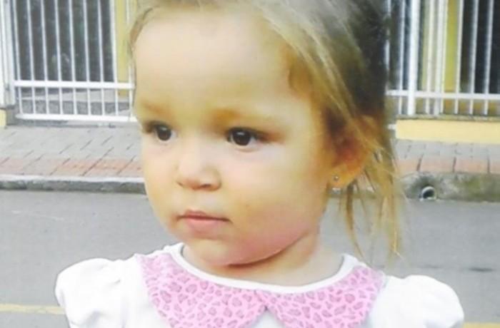 Emili Anacleto sumiu em 21 de maio de 2014 em Jaraguá do Sul(Foto: arquivo pessoal)