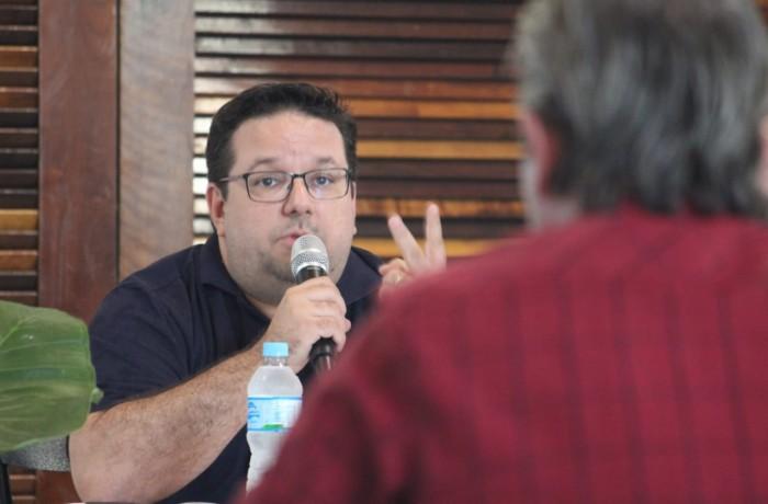 Flávio Araújo. Foto: Emerson Gonçalves