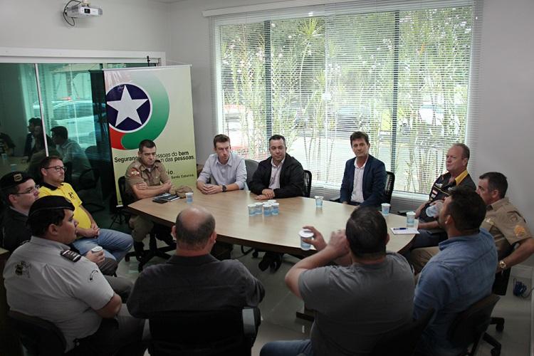 Foto do encontro: 14º Batalhão