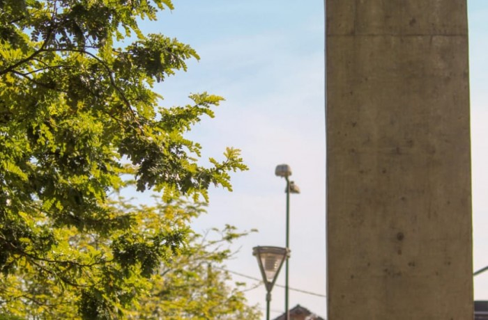 Relógio da Praça das Etnias, na Avenida Getúlio Vargas. Foto: Emerson Gonçalves