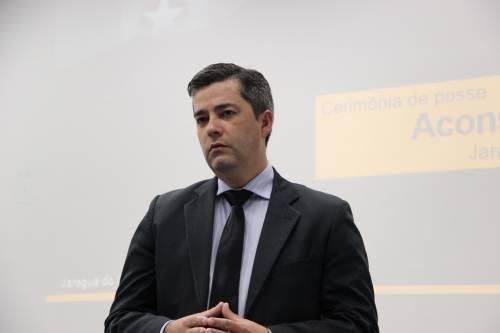 Delegado Fabiano dos Santos Silveira. Foto: JDV