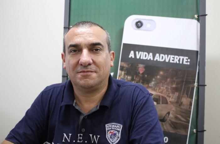Diretor de Trânsito Gildo Martins Andrade Filho