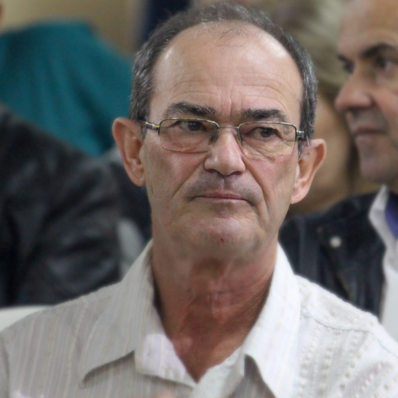 Presidente da Associação de Moradores, Vilmar Dellagnolo, apresentou reivindicações dos moradores