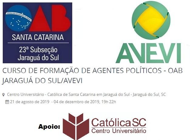 Curso prepara futuros candidatos às eleições de 2020