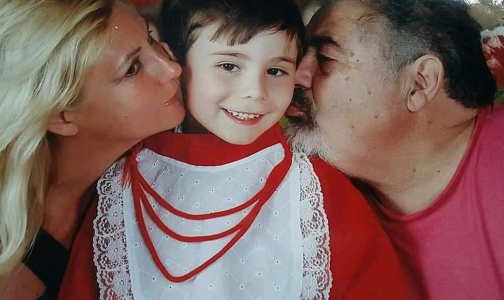 Casal e filho de 8 anos foram encontrados mortos em Alfredo Wagner na sexta-feira (9). Foto: Reprodução/Facebook