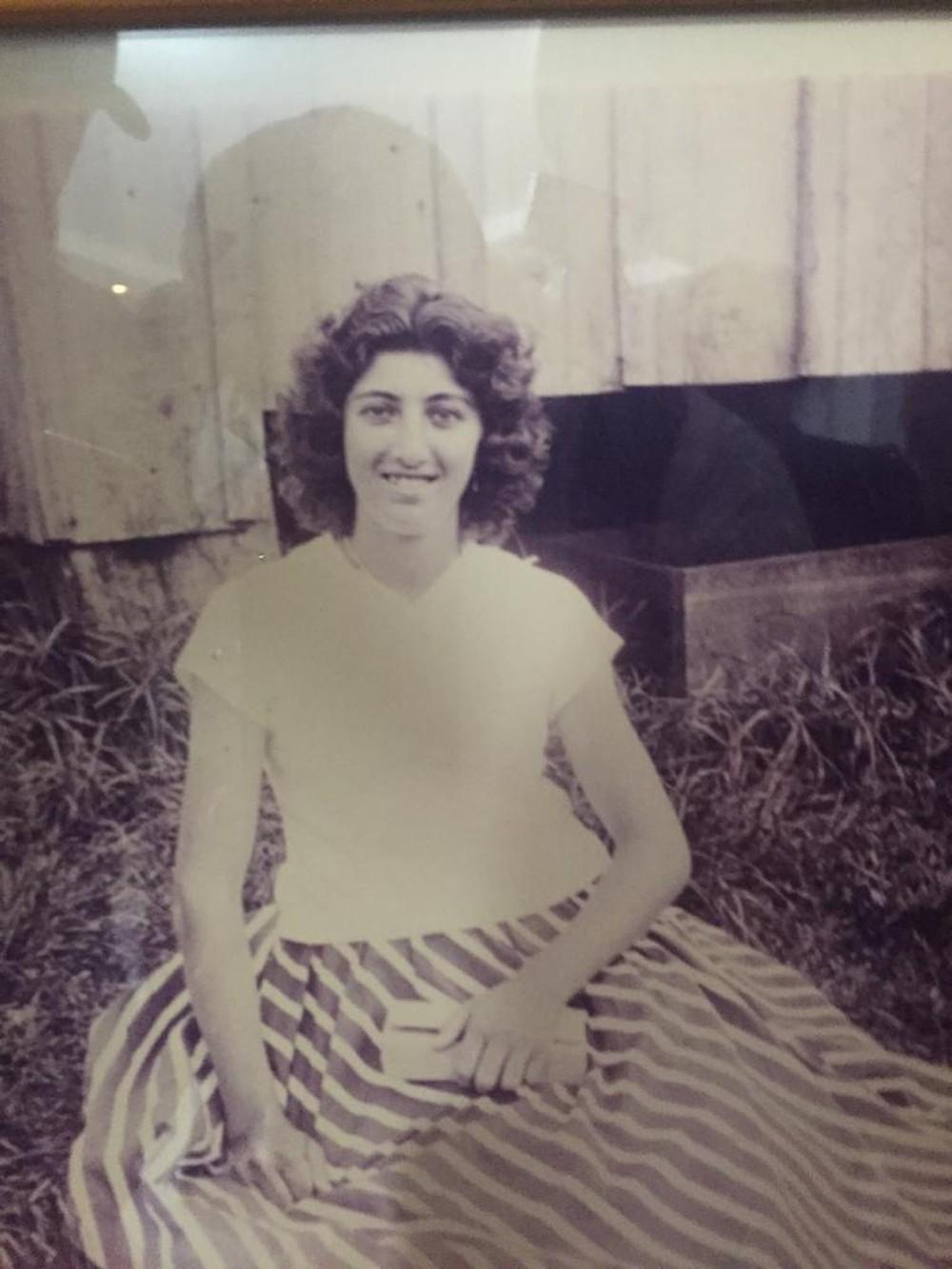 De acordo com a família, Pierina Carroro foi morta no dia 25 de janeiro de 1982 no interior de Santa Catarina — Foto: João Ricardo da Cruz/Cenário MT