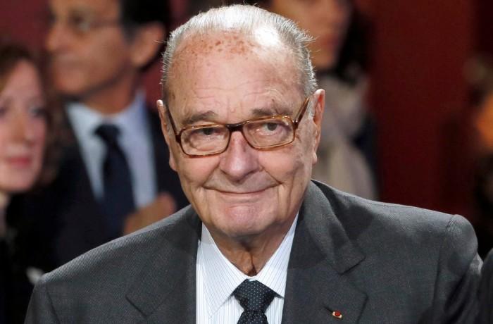 Ex-presidente francês Jacques Chirac morre aos 86 anos