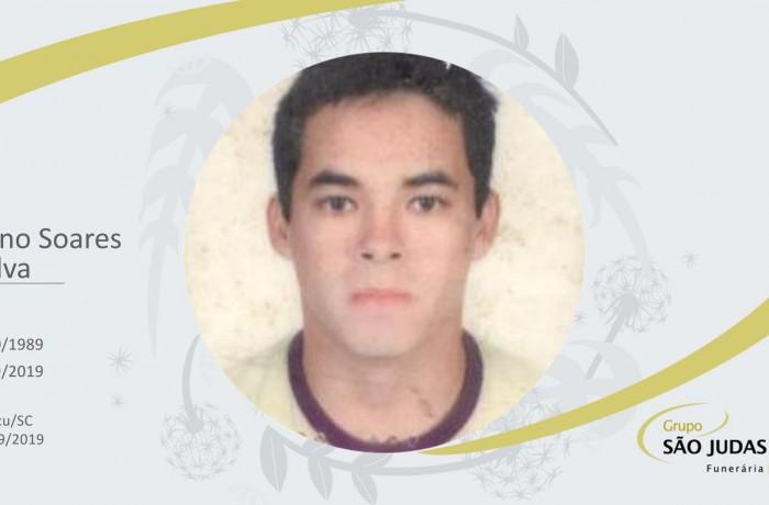 Gilvano Soares da Silva. Foto: funerária São Judas Tadeu