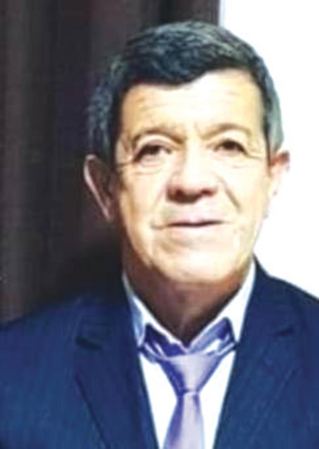 Sargento aposentado faleceu na sexta-feira. Foto: arquivo pessoal/reprodução