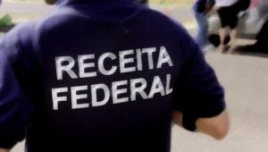 Fiscal da Receita Federal. Foto: divulgação