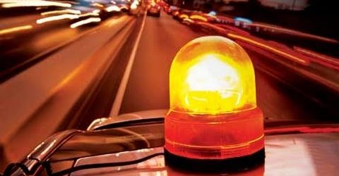 Acidente entre carro e moto deixa um homem morto na SC-110