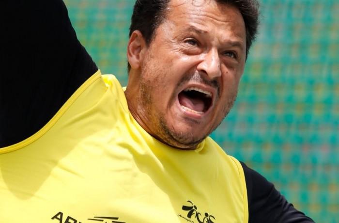Olavo José Reali no Troféu Brasil de Atletismo Master