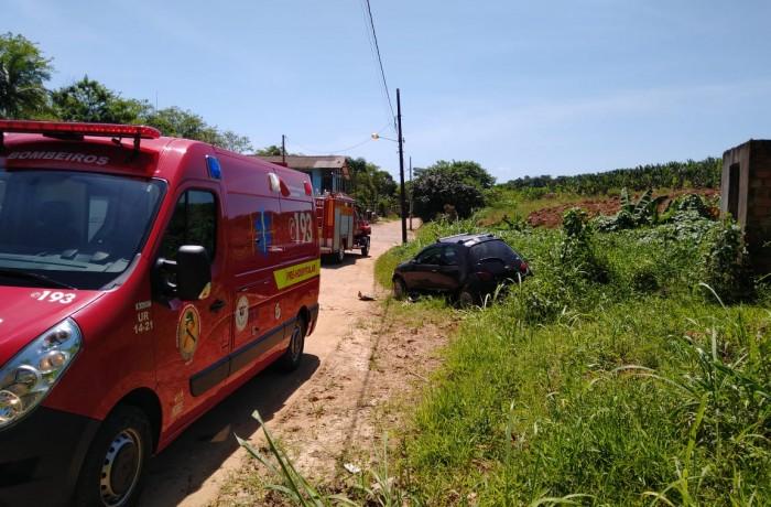 Foto: Bombeiros Voluntários de Guaramirim