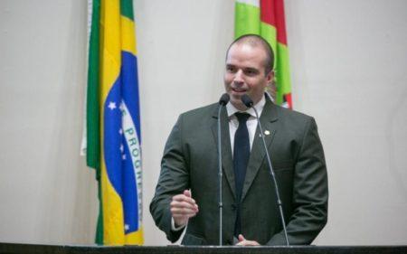 Deputado Estadual Jessé Lopes(PSL). Foto: Divulgação/Alesc